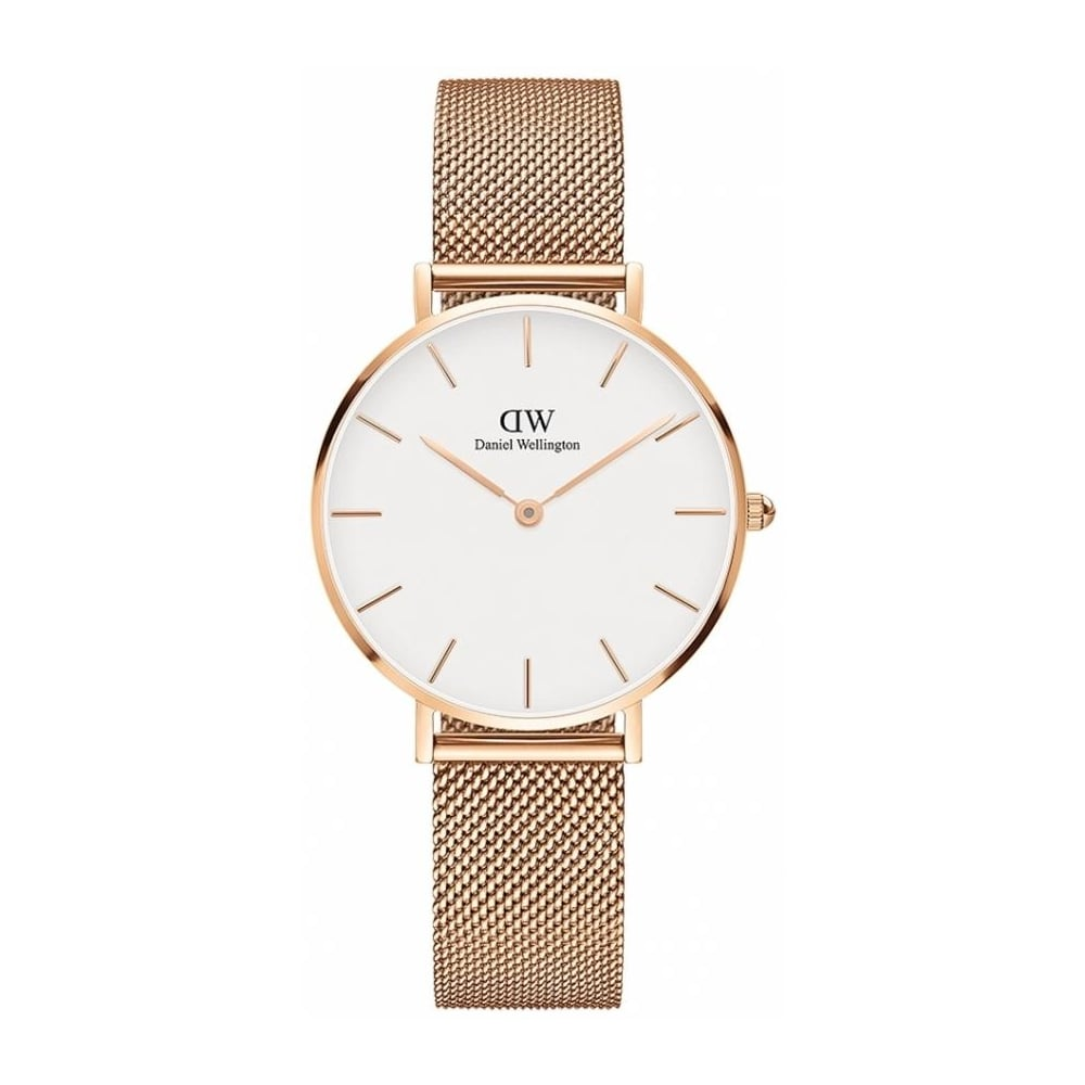 d8ca3143daac Daniel Wellington 32mm Classic Petite Melrose Watch DW00100163 - Womens  Watches from The Watch Corp UK