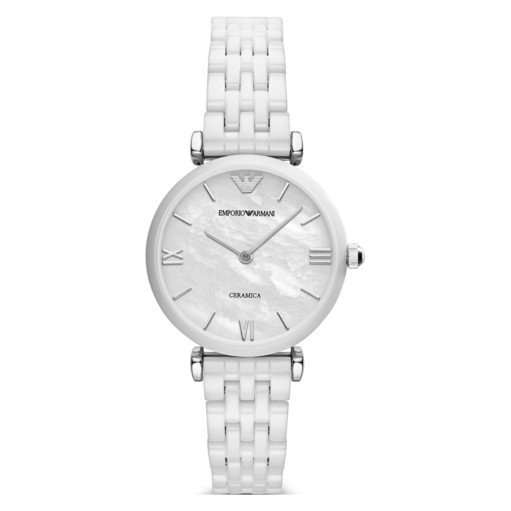 Emporio Armani Ladies Ceramica Watch AR1485 - Womens Watches from The Watch  Corp UK 330280221a
