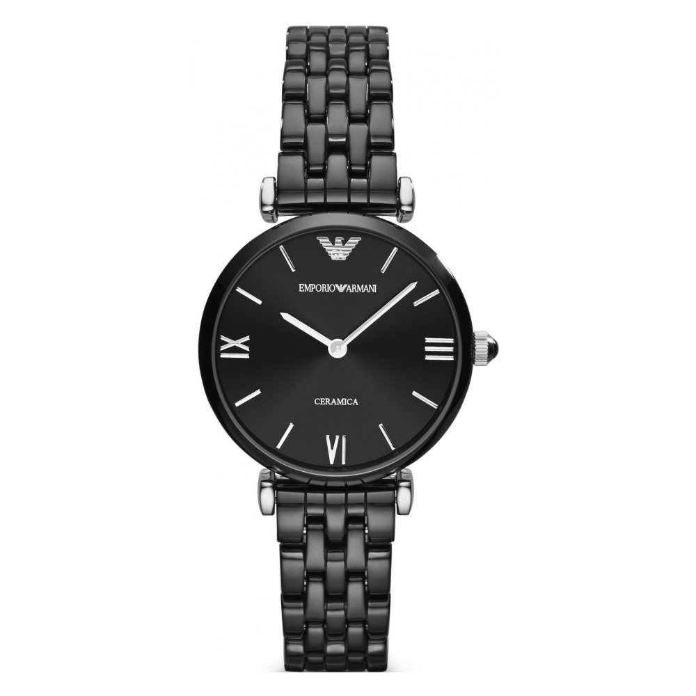 392a1493d11b Emporio Armani Ladies Ceramica Watch AR1487 - Womens Watches from The Watch  Corp UK