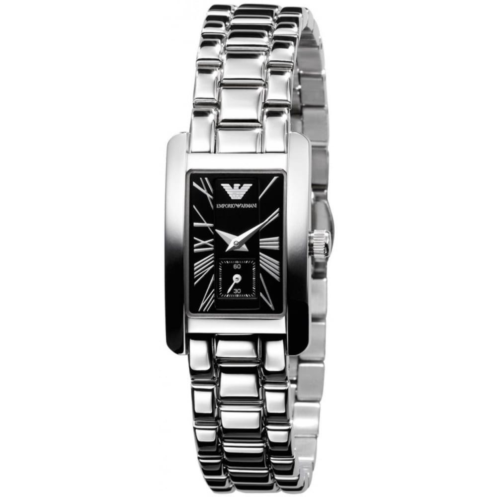 Emporio Armani Ladies Classic Watch AR0170 - Womens Watches from The ... 30ef8847bc9b0