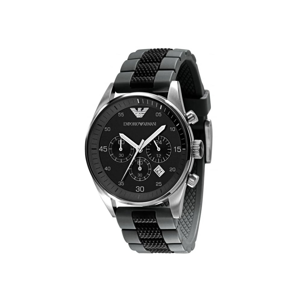 Emporio Armani Mens Sportivo Watch AR5866 - Mens Watches from The ... defa49506