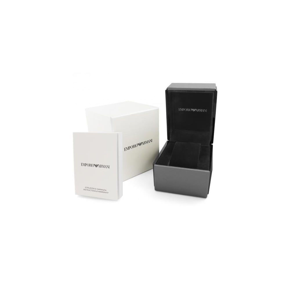42e1dfab Emporio Armani White Ceramica Watch AR1456
