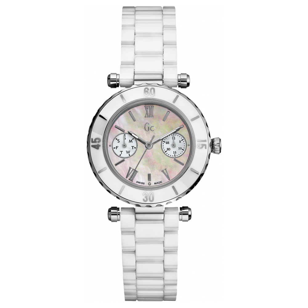 dae5c1998 Guess GC Ladies Diver Chic Ceramic Watch I35003L1 - Womens Watches ...
