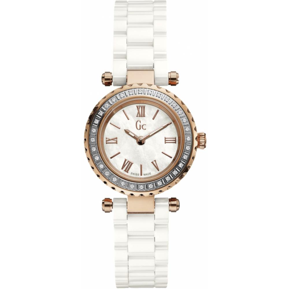 ee7b8c346 Guess GC Ladies Mini Chic Diamond Watch X70126L1S - Womens Watches ...