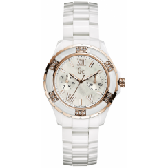 Guess GC Ladies Sports Class XLS Glam Watch X69116L1S