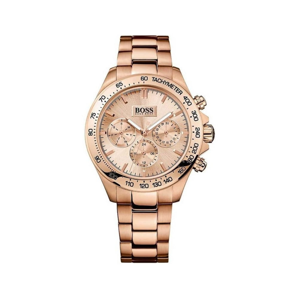 ef191b1884a60 Hugo Boss Ladies Chronograph Watch HB 1502371 - Womens Watches from The  Watch Corp UK
