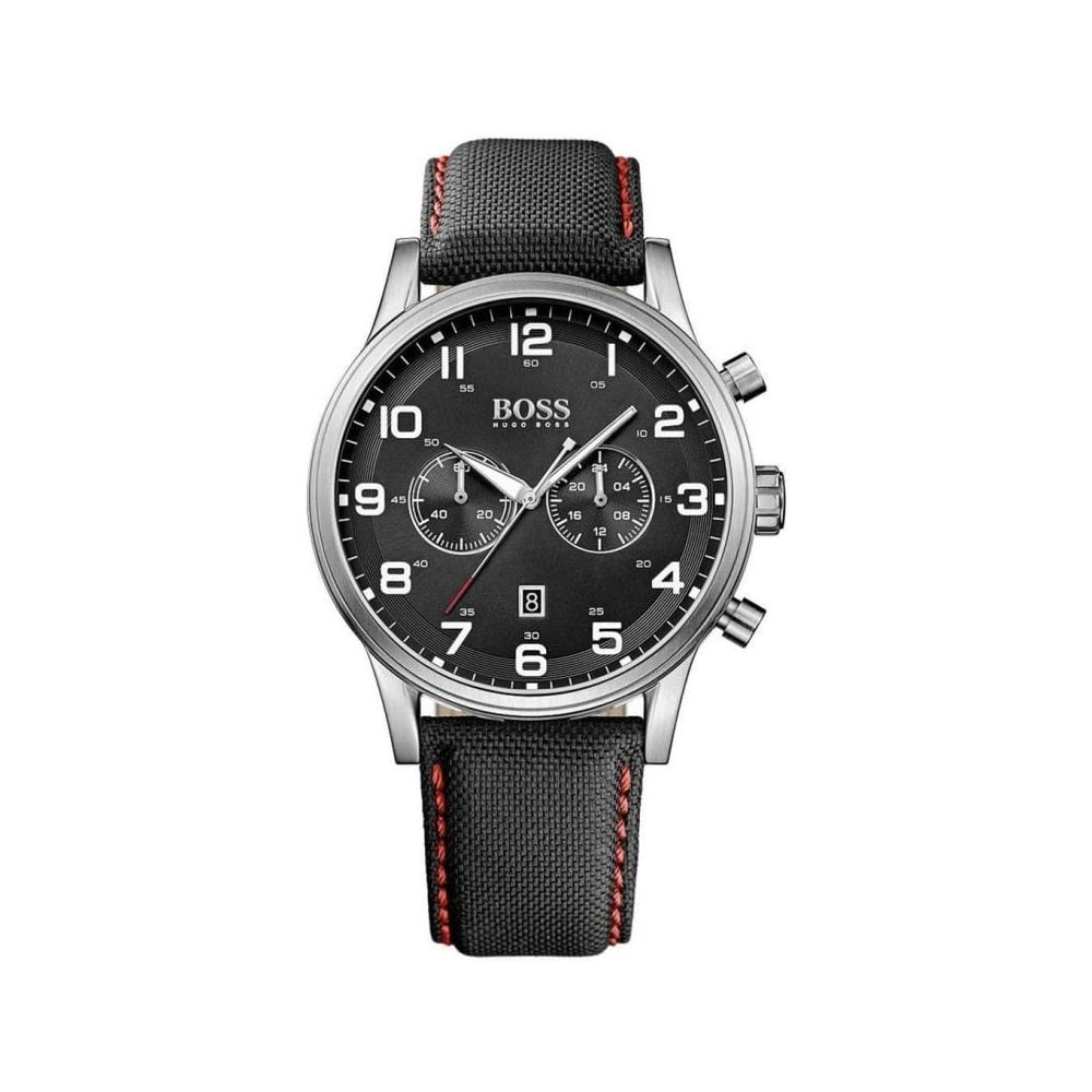 911bccf04 Hugo Boss Mens Aeroliner Watch HB 1512919 - Mens Watches from The Watch  Corp UK