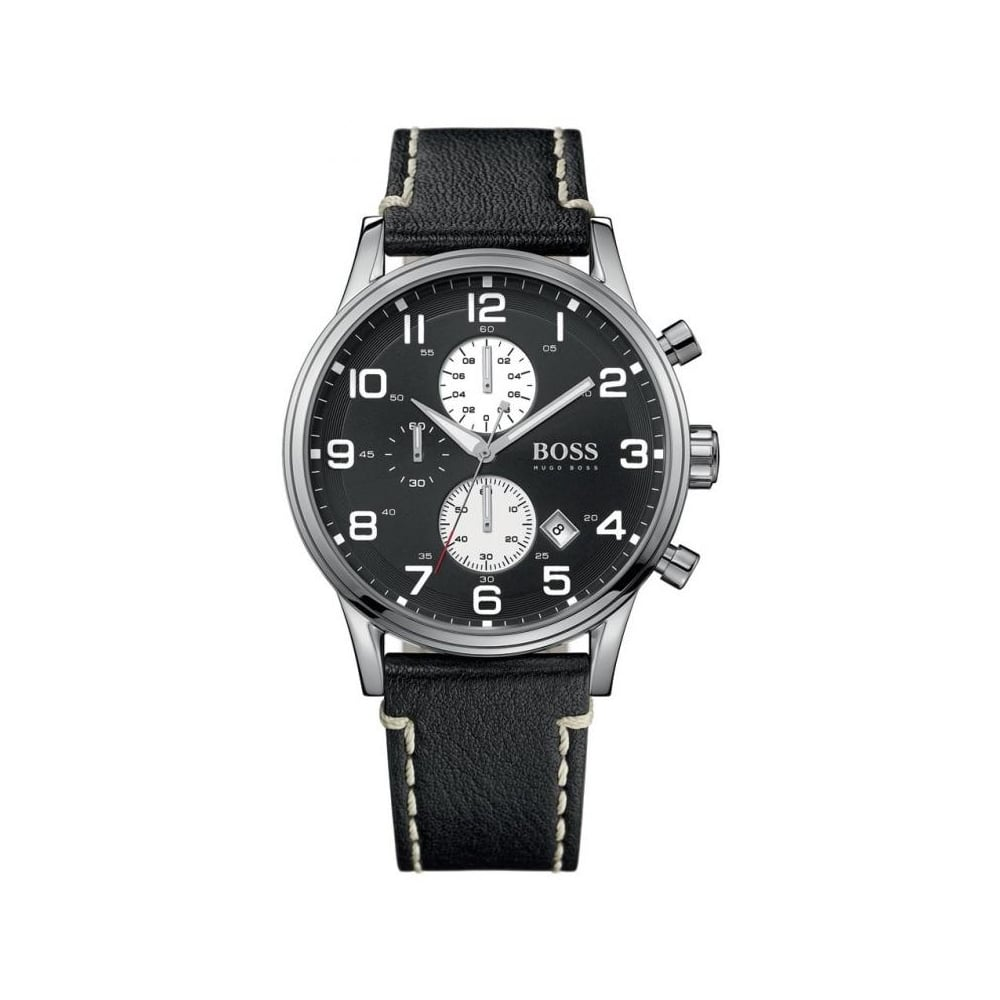 4a0be7273c4 Hugo Boss Mens Chronograph Watch HB 1512569 - Mens Watches from The ...