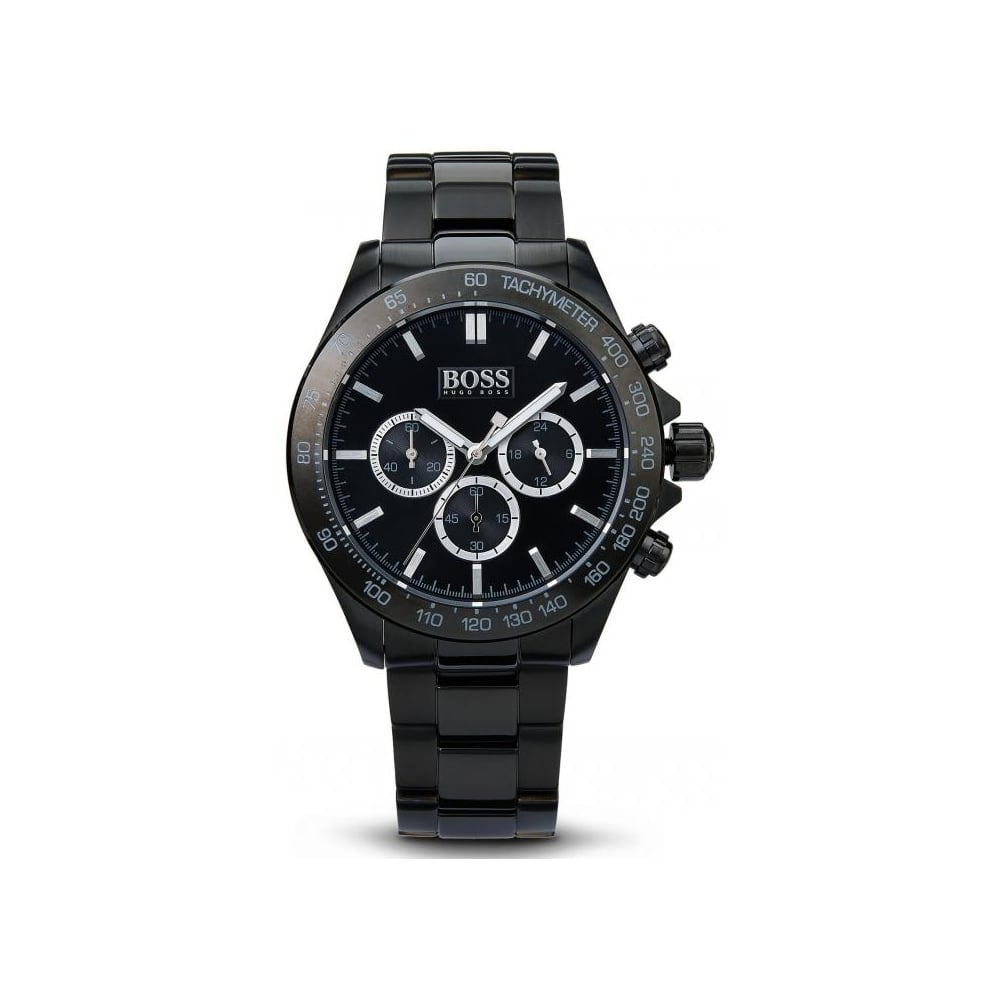 89f13e271 Hugo Boss Mens Chronograph Watch HB 1512961 - Mens Watches from The ...