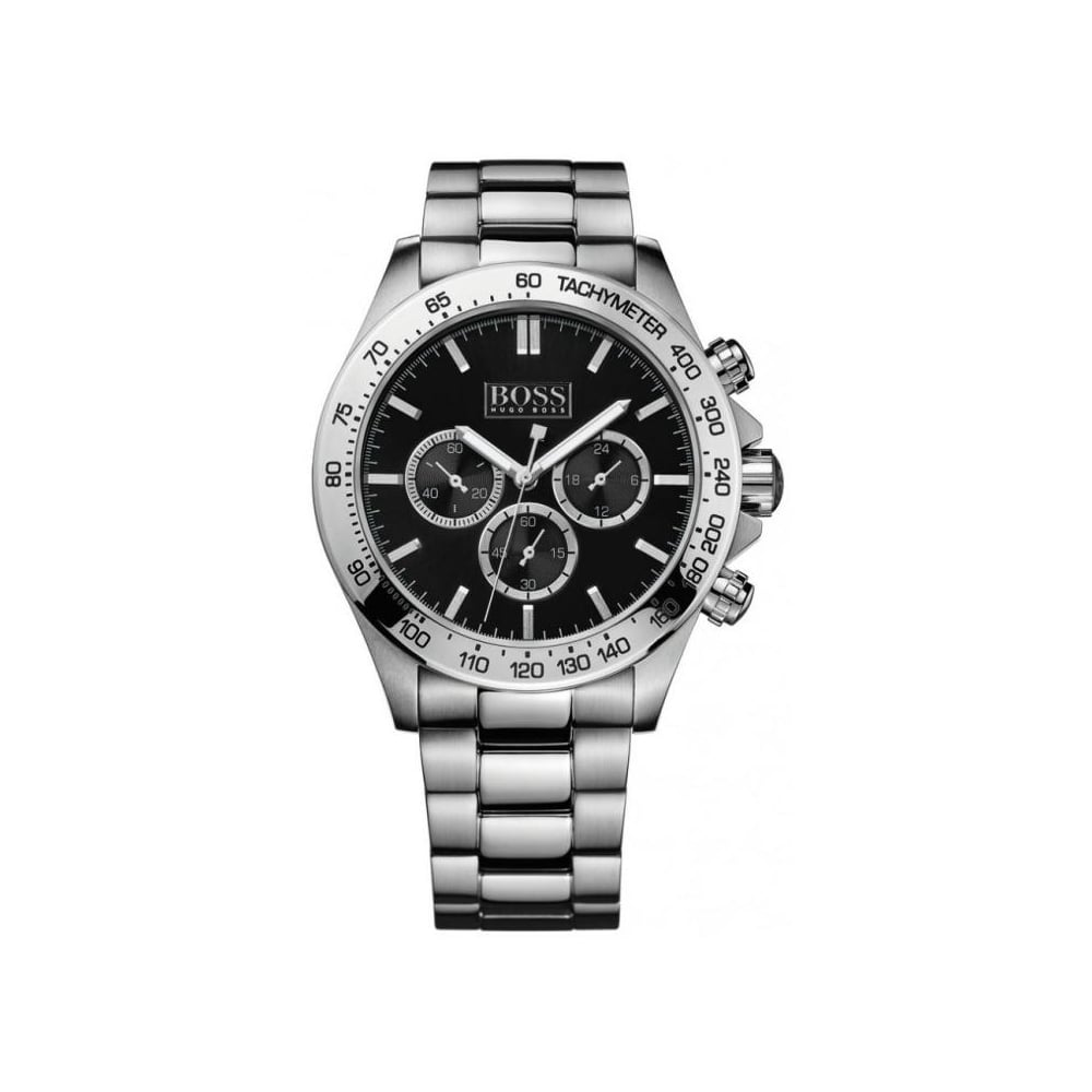 462bbc7b2e97 Hugo Boss Mens Chronograph Watch HB 1512965 - Mens Watches from The ...
