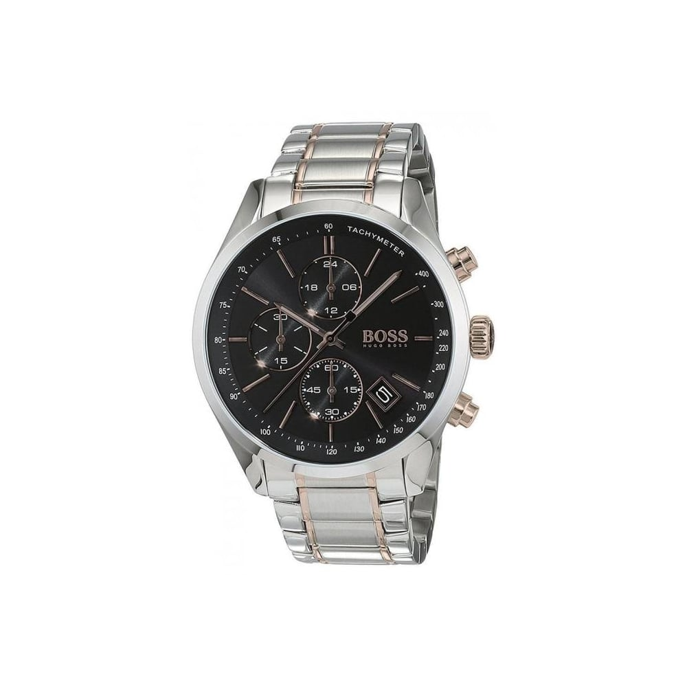 05aca510c5c77 Hugo Boss Mens Grand Prix Watch HB 1513473 - Mens Watches from The ...