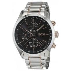 d8a987b9a2e Hugo Boss Mens Grand Prix Watch HB 1513473