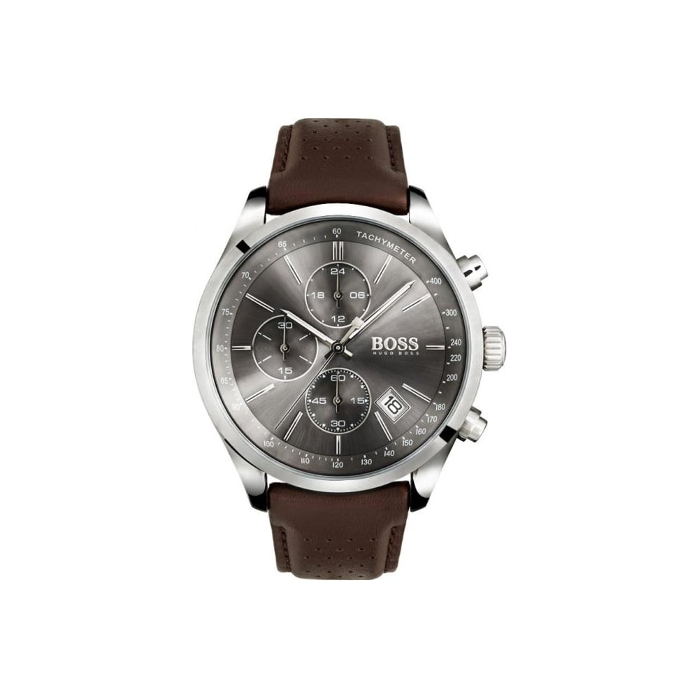 1173356456eb6 Hugo Boss Mens Grand Prix Watch HB 1513476 - Mens Watches from The ...