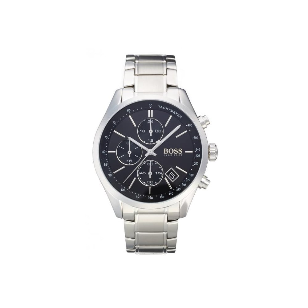 a9e5e2e78d90 Hugo Boss Mens Grand Prix Watch HB 1513477 - Mens Watches from The ...