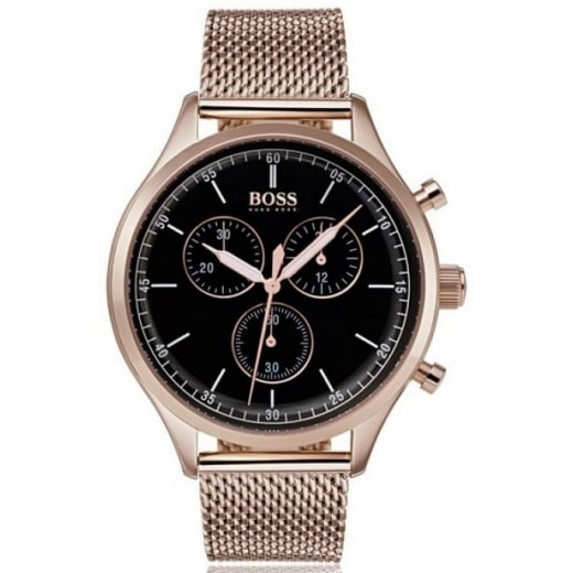 MENS ROSE GOLD COMPANION WATCH 1513548