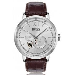 Hugo Boss Mens Signature Automatic Watch HB 1513505