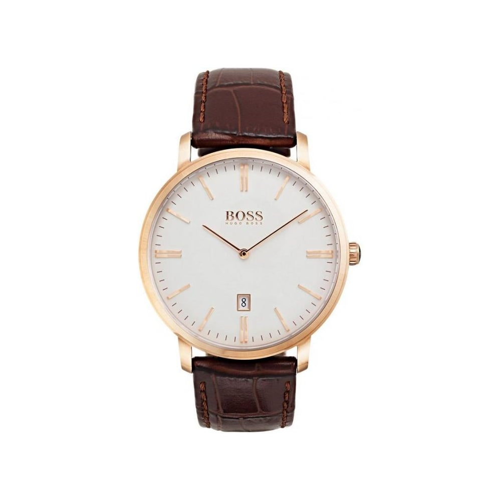 Hugo Boss Mens Tradition Classic Watch HB 1513463 - Mens Watches from The  Watch Corp UK a21b3ddc0bb3