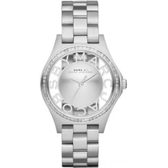 Marc Jacobs Ladies Henry Watch MBM3337