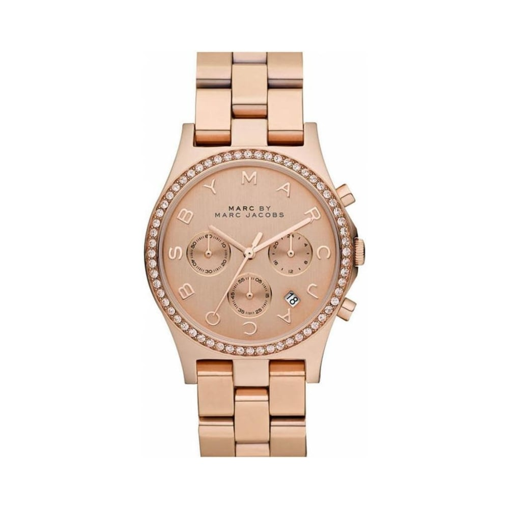Rose Jacobs gold watch video