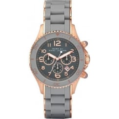 Marc Jacobs Rock Chronograph Watch MBM2550