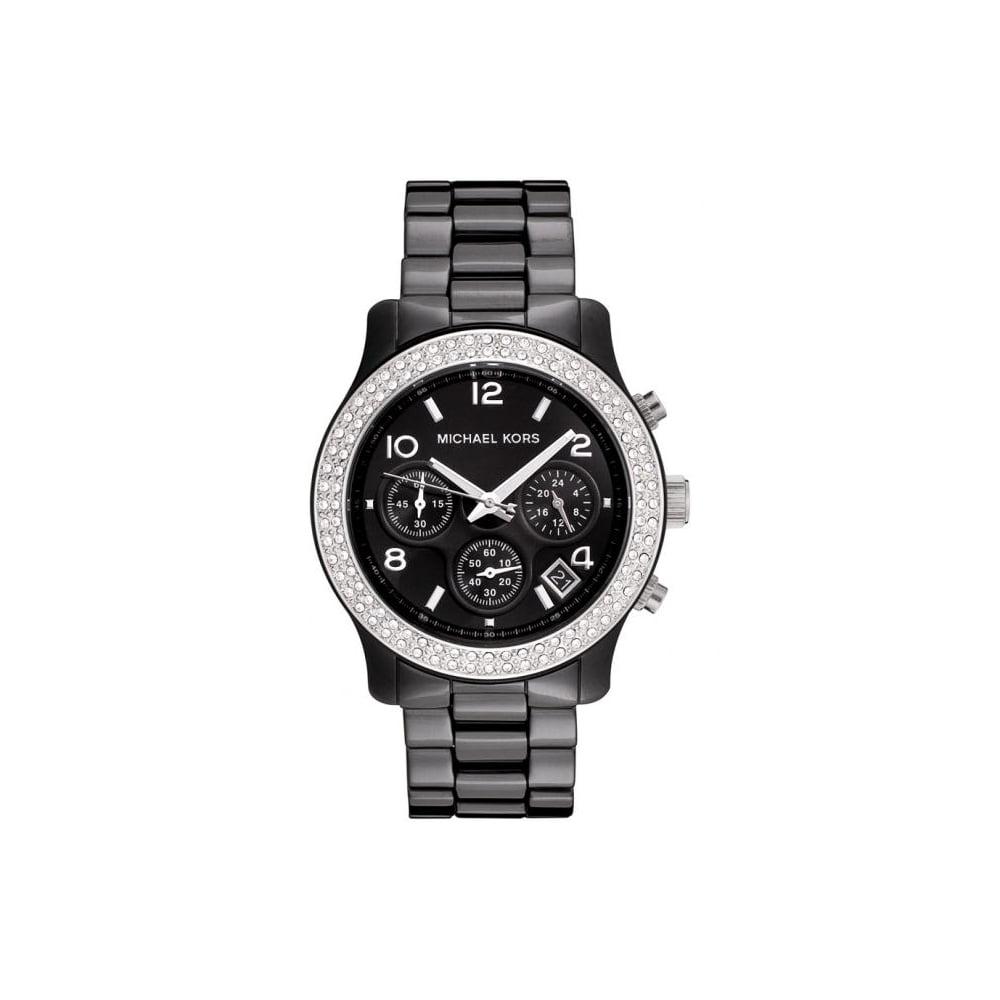 Michael Kors Ceramic Runway Watch Mk5190