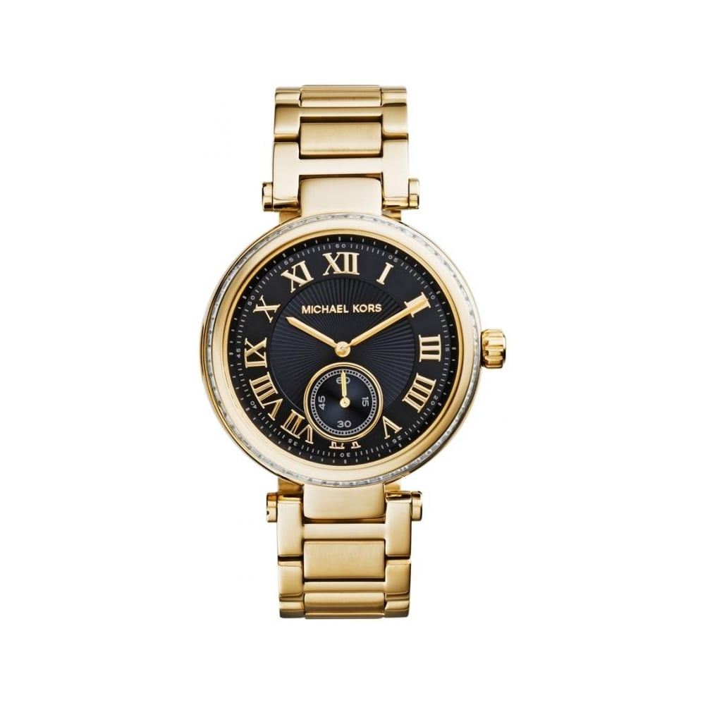 662ce7988d1f Michael Kors Ladies Gold Skylar Watch MK5989 - Womens Watches from The Watch  Corp UK