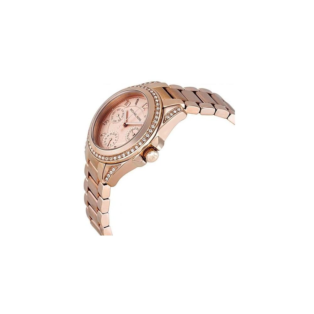 21eb90e2192f Michael Kors Ladies Mini Blair Watch MK5613 - Womens Watches from ...