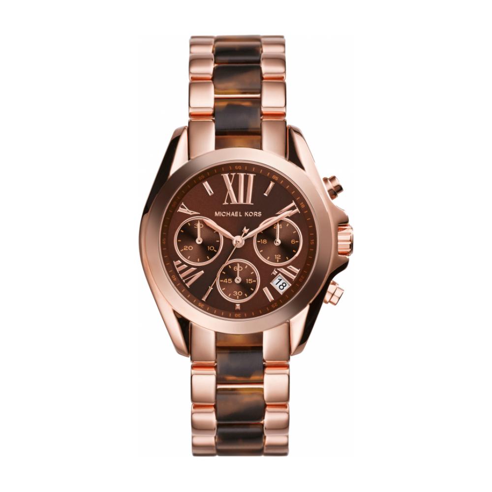 58a5e99056f8 Michael Kors Ladies Mini Bradshaw Watch MK5944 - Womens Watches from The  Watch Corp UK