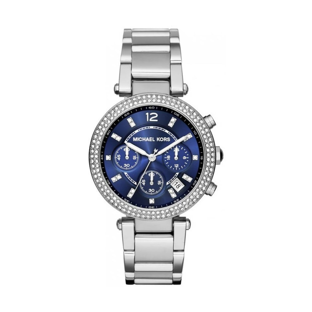 Michael Kors Ladies Parker Watch MK6117 - Womens Watches from The ... eed98750d2