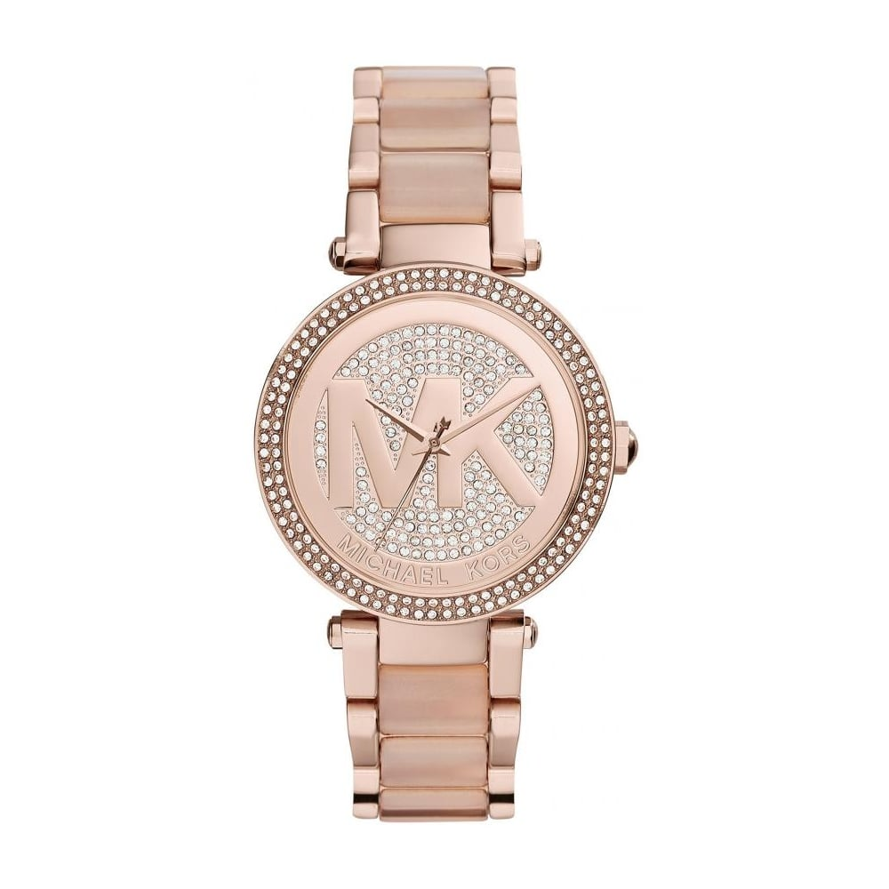 4483f55f9c6c Michael Kors Ladies Parker Watch MK6176 - Womens Watches from The Watch  Corp UK