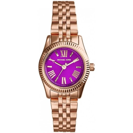 Ladies Petite Lexington Watch MK3273