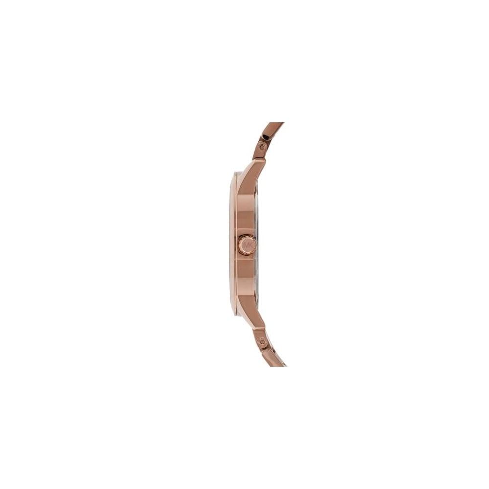 057e53e63213 Michael Kors Ladies Rose Gold Hartman Watch MK3491 - Womens Watches ...