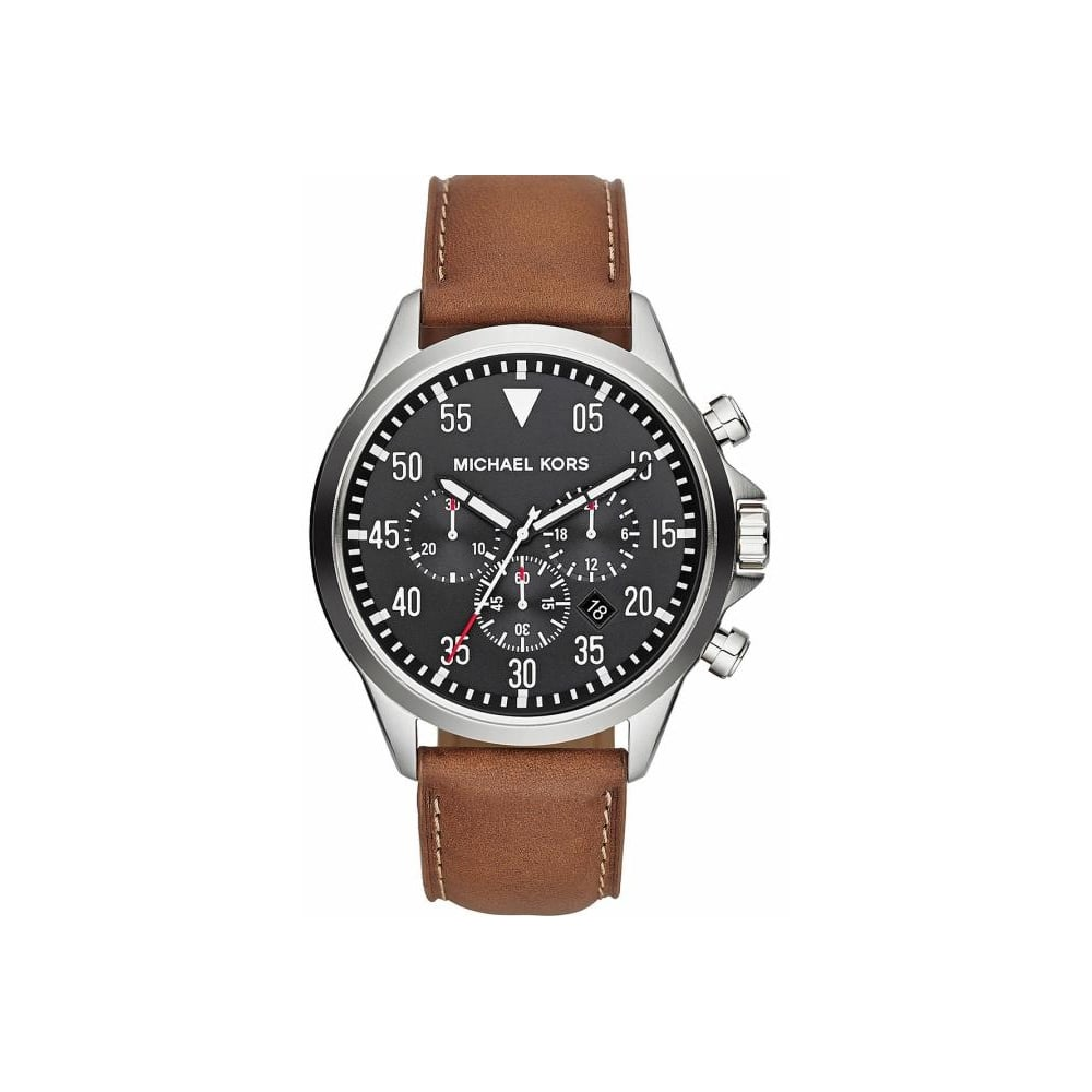 8db5ef58c52d Michael Kors Mens Gage Watch MK8333 - Mens Watches from The Watch ...