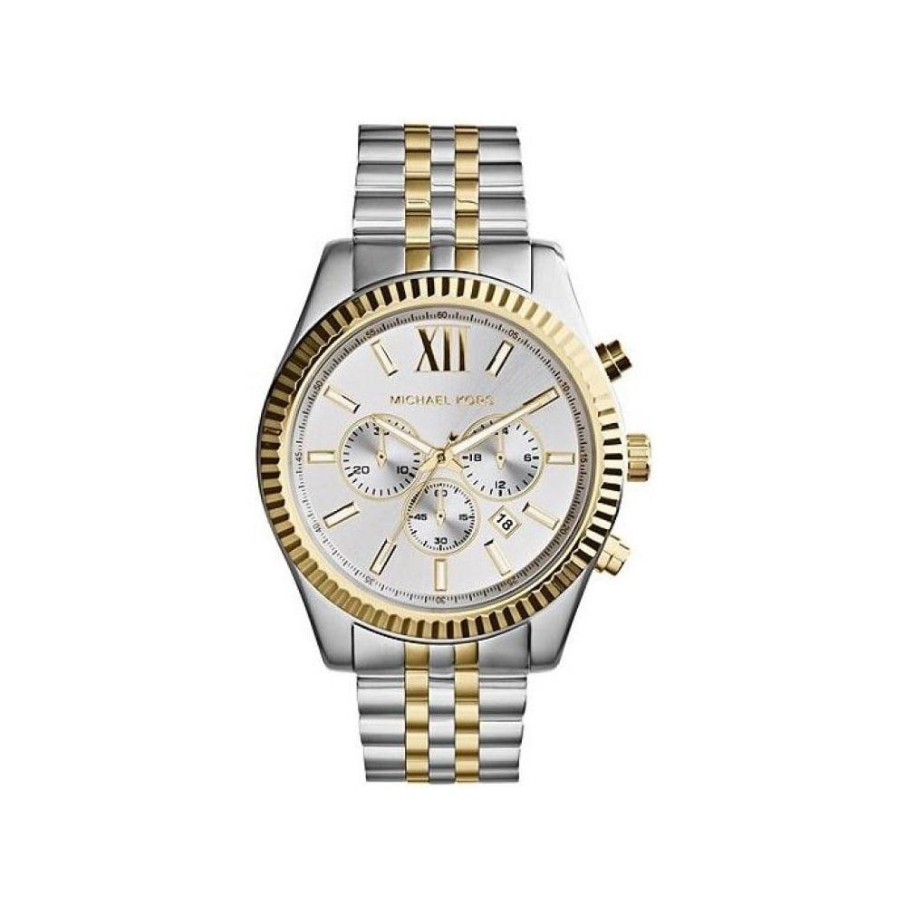 191b8360ed24 Michael Kors Mens Lexington Watch MK8344 - Mens Watches from The ...