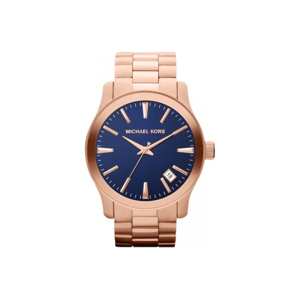 80db9511bbfb Michael Kors Mens Runway Watch MK7065 - Mens Watches from The Watch ...