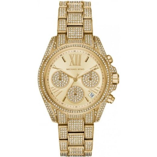 Mini Bradshaw Pave Watch MK6494