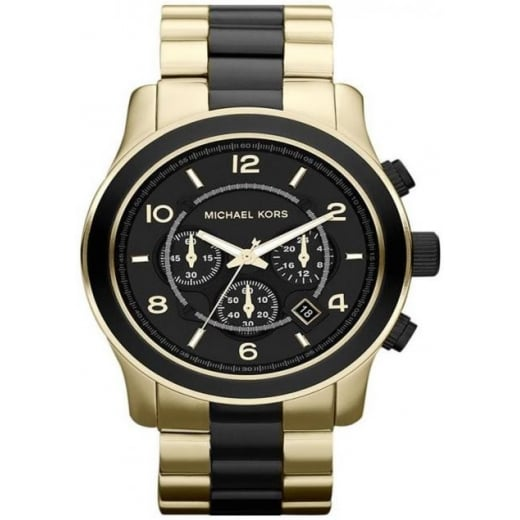 Two Tone Runway Watch MK8265