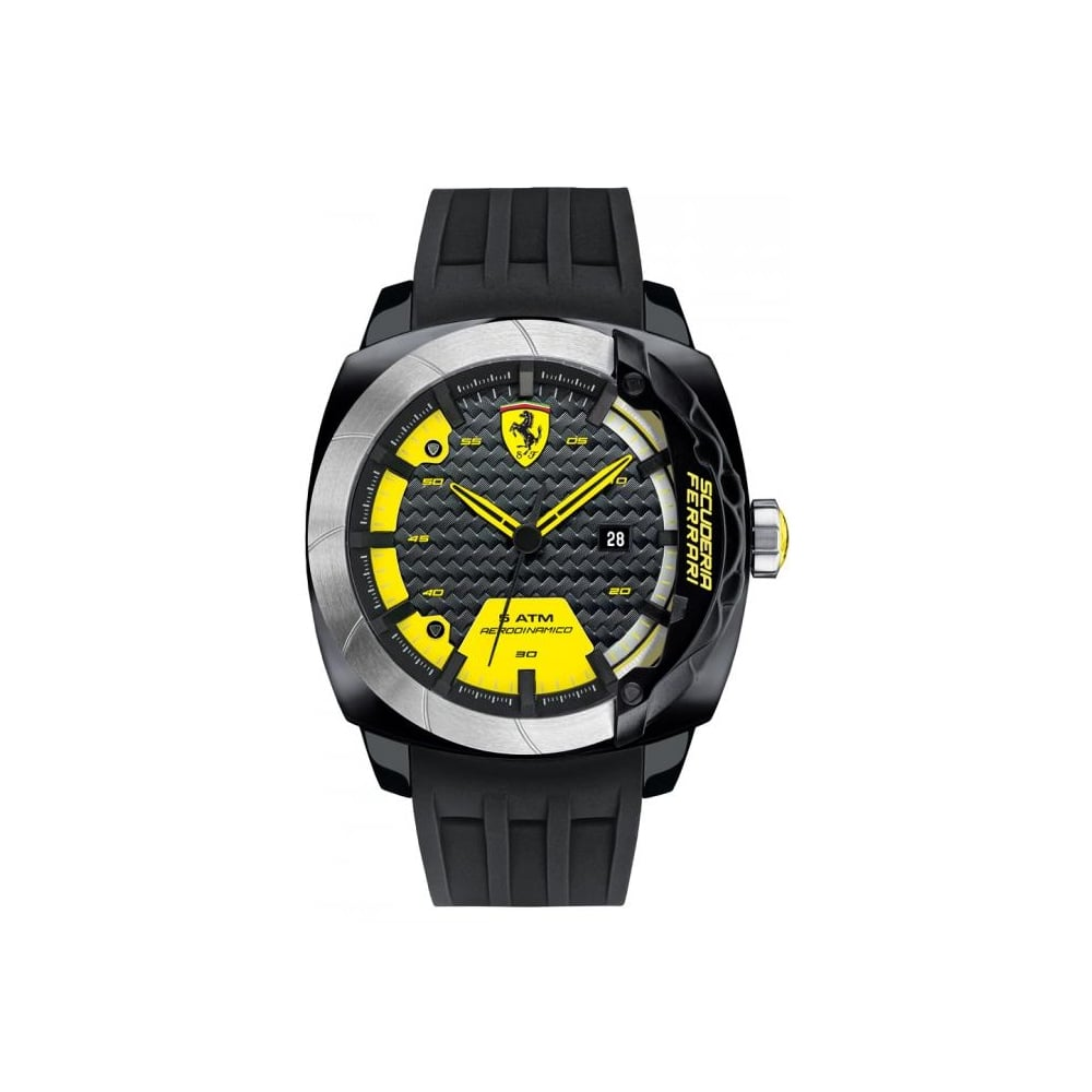 scuderia ferrari mens aerodinamico watch 0830204 ferrari from the watch cor. Cars Review. Best American Auto & Cars Review