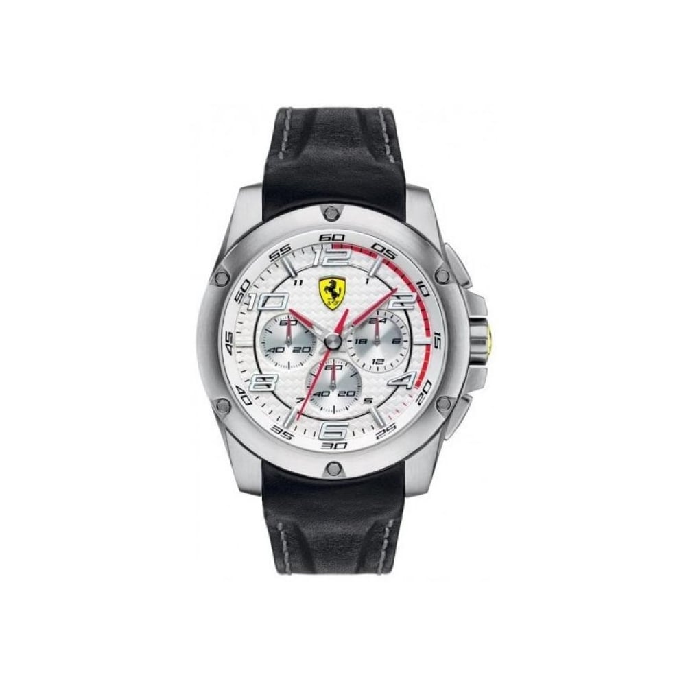 Ferrari Scuderia Ferrari Mens Sf104 Paddock Watch 0830090 Mens Watches From The Watch Corp Uk